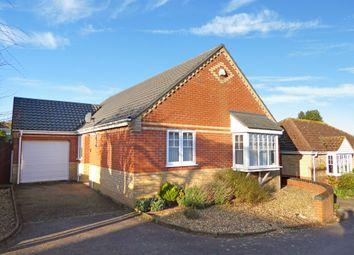 Thumbnail 3 bed detached bungalow for sale in Primrose Rise, Worlingham, Beccles
