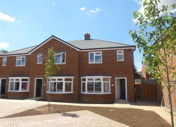 Thumbnail 3 bed end terrace house for sale in Princess Way, Wellingborough