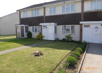Thumbnail 3 bed terraced house to rent in Heo Green, Wick, Littlehampton