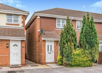 Thumbnail 2 bedroom end terrace house for sale in Vokes Close, Southampton