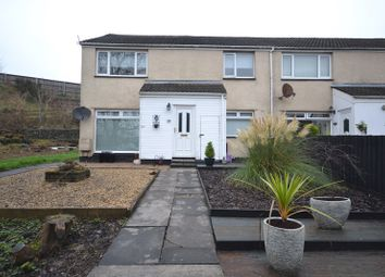 Thumbnail 2 bed flat for sale in Rigghead Avenue, Cumbernauld Village