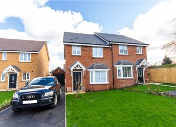 3 bed semi-detached house for sale in 'the Willow', Oaklands, Slater Street, Darlaston, Wednesbury WS10