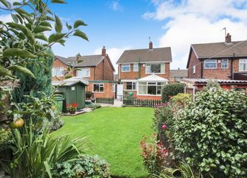 Thumbnail 3 bed detached house for sale in Avondale Avenue, Hazel Grove, Stockport, Cheshire
