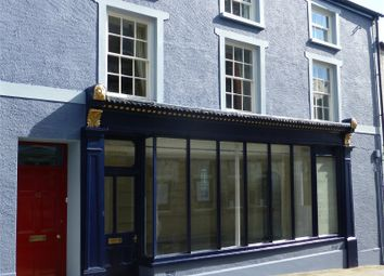 Thumbnail Retail premises for sale in London House, St. James Street, Narberth, Pembrokeshire