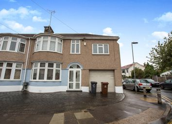 Thumbnail 4 bed end terrace house for sale in Salisbury Avenue, Barking