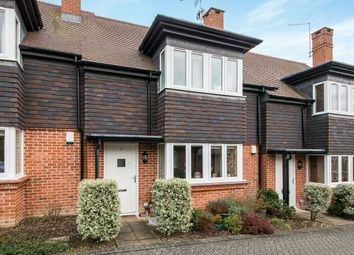 Thumbnail 2 bed terraced house for sale in Woodstock Court, Winchester