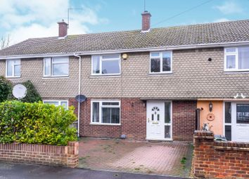 Thumbnail 3 bed terraced house for sale in Potters Crescent, Aldershot