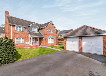 Thumbnail 4 bed detached house for sale in Balfour Grove, Stafford
