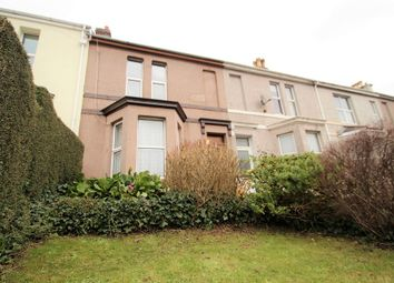 Thumbnail 2 bedroom terraced house for sale in Old Laira Road, Laira, Plymouth