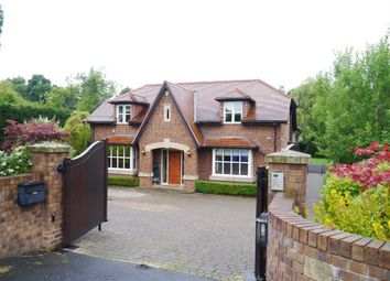 Thumbnail 5 bed detached house for sale in Darras Road, Ponteland, Newcastle Upon Tyne