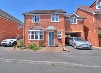 Thumbnail 4 bed detached house for sale in Proctor Drive, Lee-On-The-Solent