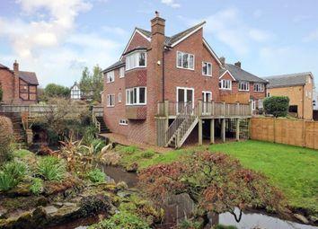 Thumbnail 4 bedroom detached house to rent in Mill Road, Dunton Green, Sevenoaks