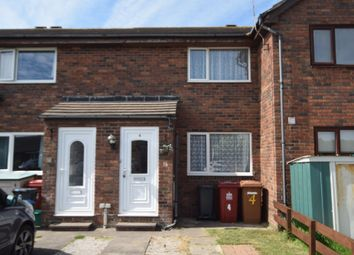 Thumbnail 2 bed terraced house for sale in Silloth Crescent, Walney, Barrow-In-Furness