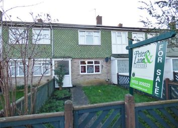 Thumbnail 2 bedroom terraced house for sale in Lowick Gardens, Peterborough, Cambridgeshire