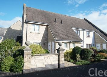 Thumbnail 2 bed terraced house for sale in Gilders Paddock, Bishops Cleeve, Cheltenham