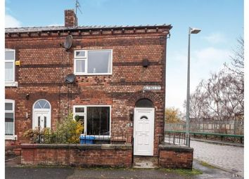Thumbnail 2 bedroom end terrace house for sale in Wilfrid Street, Swinton, Manchester, Greater Manchester