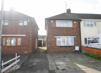 Thumbnail 3 bed end terrace house for sale in Dallow Road, Luton