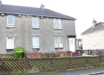 Thumbnail 2 bed flat to rent in Jarvie Crescent, Kilsyth