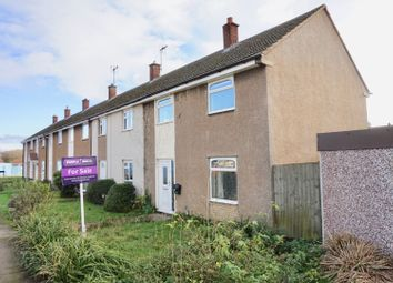 Thumbnail 3 bed end terrace house for sale in Cottage Walk, Tamworth
