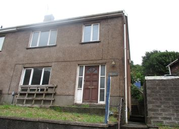 Thumbnail 3 bedroom semi-detached house for sale in Dyffryn Road, Port Talbot, Neath Port Talbot.