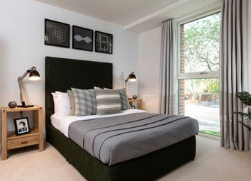 Thumbnail 3 bedroom flat for sale in Lampton Road, London