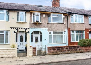 Thumbnail 3 bed terraced house for sale in Aberdale Road, Stoneycroft, Liverpool