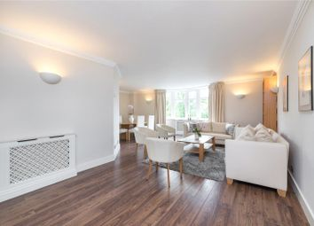 Thumbnail 3 bedroom flat to rent in Bracknell Gardens, Hampstead, London