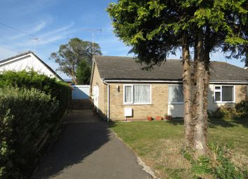 Thumbnail 2 bed semi-detached bungalow for sale in Gorse Lane, Clacton-On-Sea