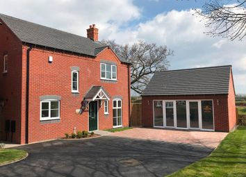 Thumbnail 4 bed detached house for sale in Plot 15 Tutbury, The Meadows, Hill Ridware, Rugeley