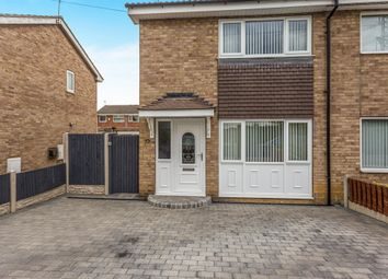 Thumbnail 2 bed semi-detached house for sale in The Lings, Armthorpe, Doncaster
