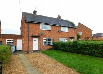 Thumbnail 2 bed semi-detached house for sale in Oakfield Close, Wrenbury, Nantwich