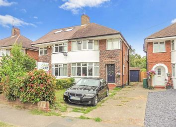 Thumbnail 3 bed semi-detached house for sale in Sandcross Lane, Reigate, Surrey