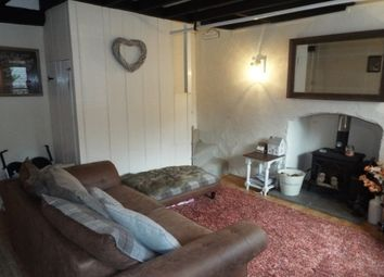Thumbnail 2 bed terraced house to rent in Ysceifiog, Holywell