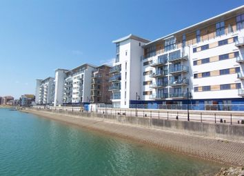 Thumbnail 2 bed flat for sale in Centauri Court. Midway Quay, Sovereign Harbour North, Eastbourne