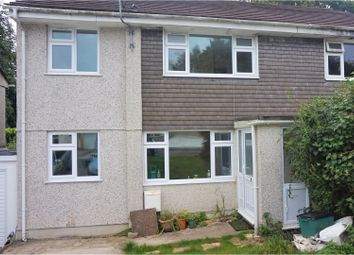 Thumbnail 4 bed semi-detached house for sale in Sycamore Avenue, Tavistock