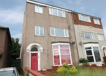 Thumbnail 2 bedroom flat for sale in Lansdowne Road, Middlesbrough, Cleveland
