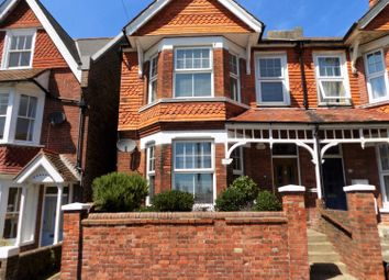 4 bed end terrace house for sale in Gore Park Road, Eastbourne BN21