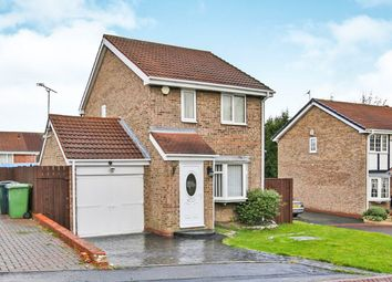 Thumbnail 3 bed detached house for sale in Celandine Way, Whitehills, Gateshead