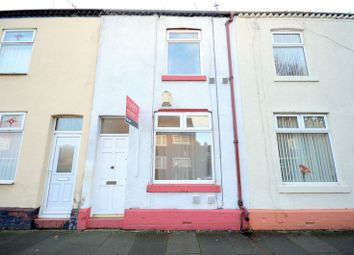 Thumbnail 2 bed terraced house to rent in Frank Street, Widnes