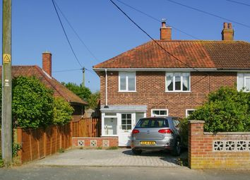 Thumbnail 3 bed semi-detached house for sale in Fairfield Road, Aldeburgh