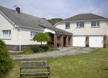 Thumbnail 5 bedroom detached house for sale in Welshmoor, Llanrhidian, Swansea