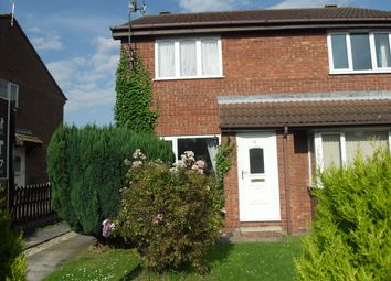 Thumbnail 2 bed semi-detached house to rent in Bracken Road, Driffield