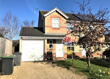 Thumbnail 3 bedroom semi-detached house to rent in Polyanthus Drive, Sleaford