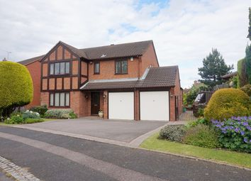 Thumbnail 4 bed detached house for sale in Gleneagles, Tamworth