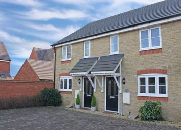 Thumbnail 2 bed terraced house for sale in Sycamore Way, Didcot