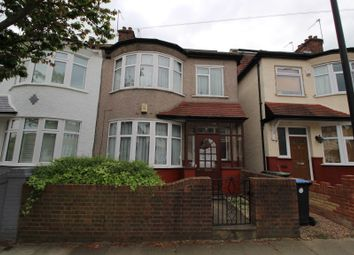 Thumbnail 4 bed semi-detached house for sale in Lincoln Crescent, Enfield