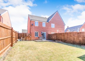 Thumbnail 3 bedroom semi-detached house for sale in Chimney Crescent, Irthlingborough, Wellingborough