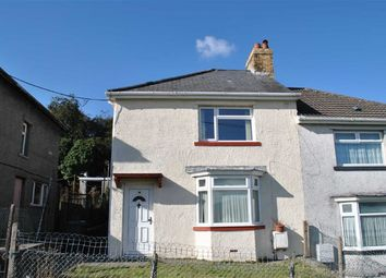 Thumbnail 3 bed semi-detached house to rent in Trefelin, Aberdare, Rhondda Cynon Taff