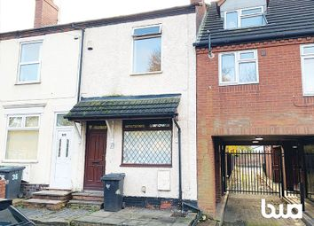 Thumbnail 2 bedroom terraced house for sale in 37 Newhampton Road West, Wolverhampton
