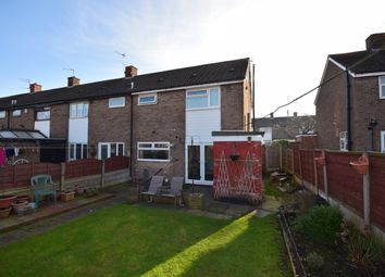 Thumbnail 2 bed terraced house for sale in Abbey Road, Cheadle